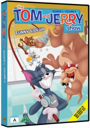 tom og jerry - sæson 1 - volume 4 - DVD