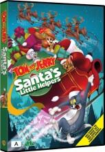 tom og jerry - santas little helpers - DVD