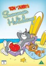 tom og jerry - summer holidays - DVD
