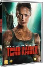 tomb raider - 2018 - DVD