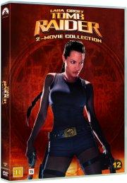 tomb raider 1-2 - angelina jolie - DVD