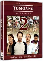 tomgang - sæson 2 - DVD