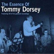 tommy dorsey - the essence of tom dorsey [dobbelt-cd] - cd