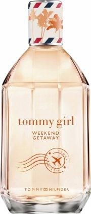 tommy girl weekend getaway eau de toilette - 100 ml - Parfume