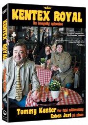 tommy kenter - kentex royal / kentex 4 - DVD