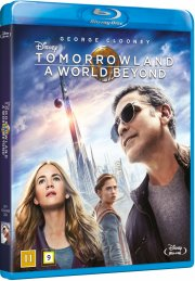 tomorrowland - a world beyond - Blu-Ray