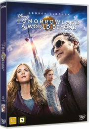 tomorrowland - a world beyond - DVD