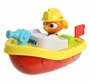 tomy - fjernstyret redningsbåd til badet - Bade Og Strandlegetøj