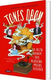 tones drøm - bog