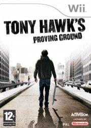 tony hawks proving ground  - wii