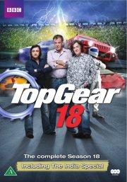 top gear - sæson 18 - DVD