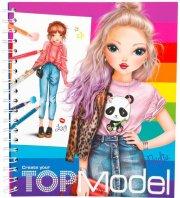 top model malebog - Kreativitet