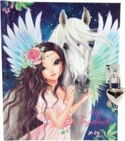 top model fantasy - pegasus dagbog - Kreativitet