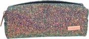 top model tube penalhus med glitter - multifarvet - Skole