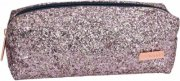 top model tube penalhus med glitter - pink - Skole