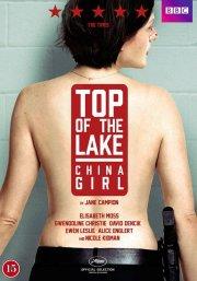 top of the lake: china girl - sæson 2 - bbc - DVD