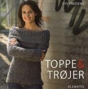 toppe & trøjer - bog