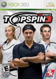 topspin 3 - xbox 360