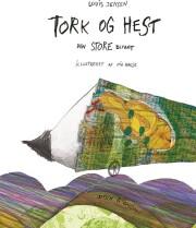 tork og hest - den store blyant - bog