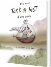 tork og hest - på nye eventyr - bog