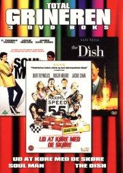 skolens sorte får // the dish // ud og køre med de skøre - DVD