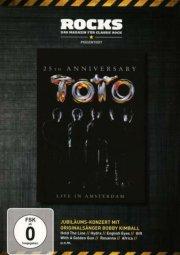 toto - 25th anniversary - live in amsterdam - DVD