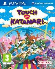 touch my katamari - ps vita