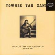 townes van zandt - live at the down home in johnson city tn april 18 1985 - Vinyl / LP