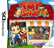 toy shop tycoon (aka toy shop) - nintendo ds