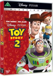 toy story 2 - disney pixar - DVD