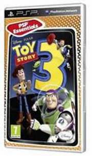 toy story 3 (essentials) - psp