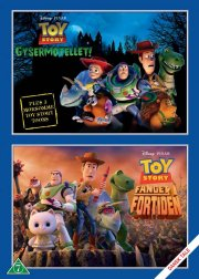 toy story time - disney pixar - DVD