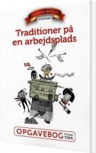 traditioner på en arbejdsplads - bog