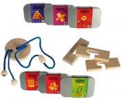 hjernevrider i metal boks - Brætspil
