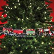 træ tog til juletræet - Køretøjer Og Fly