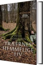 træernes hemmelige liv - bog