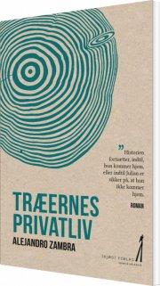 træernes privatliv - bog