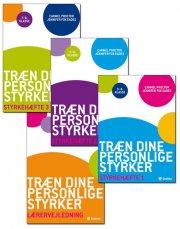 træn dine personlige styrker - styrkehæfte 3 - bog