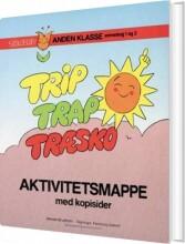 træsko. aktivitetsmappe til træsko 1 og 2 inkl. kopisider - bog