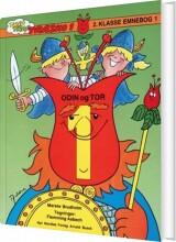 træsko. emnebog 1. odin og tor - bog