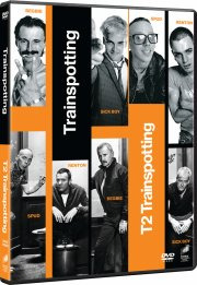 trainspotting 1 // trainspotting 2 - DVD