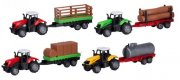 traktor med vogn - Køretøjer Og Fly