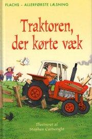 traktoren, der kørte væk - bog
