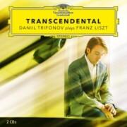 daniil trifonov - transcendental - plays franz liszt - cd