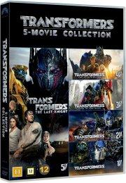 transformers 1-5 boks - DVD