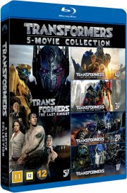 transformers 1-5 boks - Blu-Ray