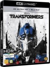 transformers 1 - 4k Ultra HD Blu-Ray
