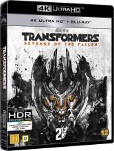 transformers 2 - de faldnes hævn - 4k Ultra HD Blu-Ray
