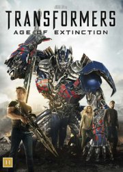 transformers 4 - age of extinction - DVD