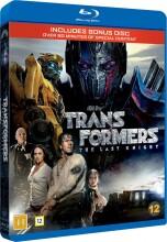 transformers 5: the last knight - Blu-Ray